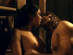 Marisa Ramirez Nude Sex Scene In Spartacus Gods Of The Arena