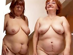 Lesbian BBW trio nuevo Pleases A Fat Mature