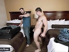 Men.com - Aspen Jaxton Wheeler - Pit Stop - Str8 to Gay