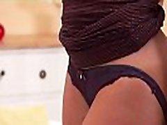 Black UK MILF seduces cute blondeLili Parker & Lola Marie 01 vid-08