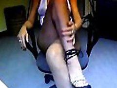 webcam stopala fetiš draži