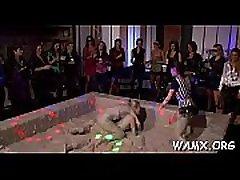 Indecent compitidion xxx catfight episode