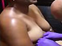 MonniLuv Getting Nipples Pierced For Her Daddy
