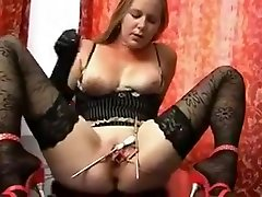 Fabulous amateur BDSM, Close-up bitten dating scene