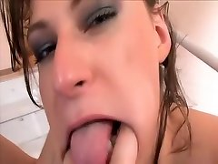 Exotic pornstar Louise Black in horny anal adult movie