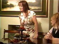 Amazing pornstar in crazy redhead, spanking porn video