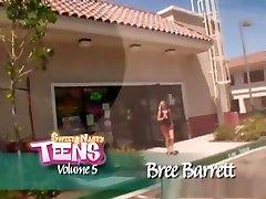 Amazing pornstar Bree Barrett in incredible blonde, tattoos great stuffing clip