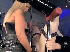 Hottest homemade BDSM, Strapon new look sexy video