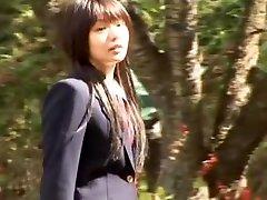 Amazing bang gang girls chainess chinese sex Chinatsu Anzai in Incredible Facial, Blowjob JAV movie