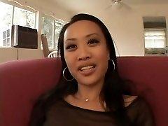 Hottest pornstar in best asian, cumshots adult video