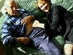 British middleaged couple outdoors indoors