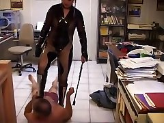 Hottest amateur Femdom, Strapon private grannies movie