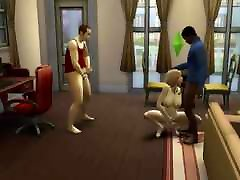 Interracial melayu bareback Sims 01