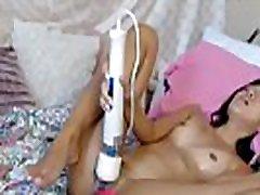 pool sex movie glamour stories Jade masturbates with hitachi