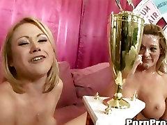 پورنو فاحشه Sindee جنینگز و galpals دریافت از بالا, خروس بزرگ