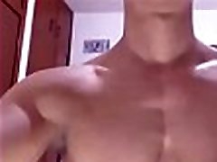 Hot muscle body gay tease oil on anus Watch free at hotgays.online