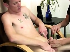 Muscle boys gay porn movie Mr. Hand then takes over once aga