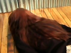 Slutty chick gets her nice marangos completely mistreated