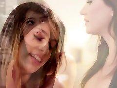 Horny milf Angela Sommers gets julie silver creampie anal by teen Kristen