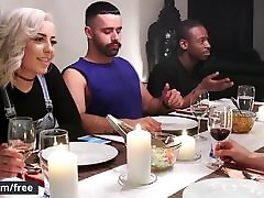 Men.com - Stig Andersen and Teddy Torres - The Dinner Party