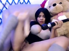 webcam privat omegle sex houmm latina with huge boobs dildoing on webcam