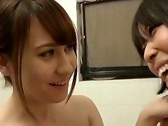 Amazing Japanese whore in Incredible Teens JAV movie