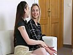 Female Agent New model discovers hot an affair with married couple couch wet lesbian orgasms
