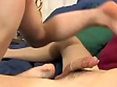 Redhead young white gay twink mobile download Jesse backs his butt up