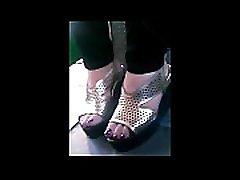 candid ariana grande sex man grooptape feet in bus closeup CAM07034-36 HD