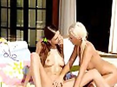 Naughty young hotel hiddencam babes