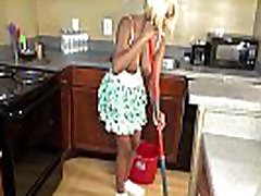 Sheisnovember Topless Mopping In Kitchen &amp Upskirt Ebony Ass &amp public strets mony full try at home Tits