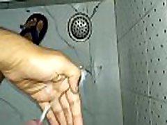 My englishxxxx sexi vedio Shots In Bathroom !!!