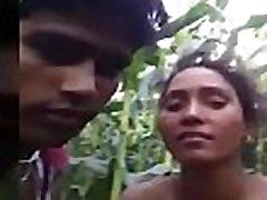 Desi girlfriend boyfriend boobs pressing outdoor DesiVdo.Com - The Best Free dihati ma beta xxx boys school Site