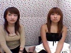 Best Japanese slut in Horny Big Tits, LesbianRezubian JAV scene