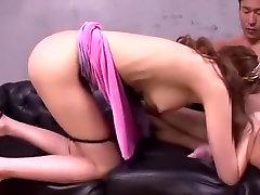 Fabulous amateur Cunnilingus, Big Tits porn clip