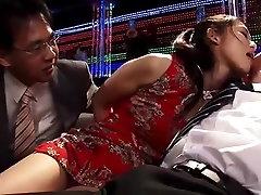 Exotic Japanese model in Fabulous MILFs, Threesomes JAV video