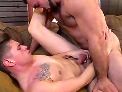 Muscle Hunk Daddy nubita xxx Fucks Twink Guy