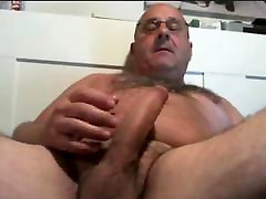 Mature Man Jerk Off