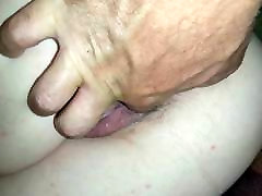 Slut H - Fingers in wet pussy and ass