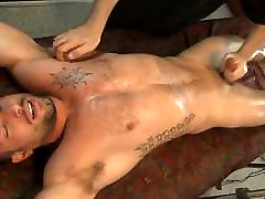 Koby gets his share of dominating ass-riding on Xaviers cock