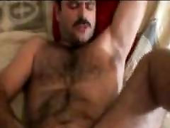 moustached daddy fuck bear at a hotel room 2