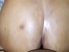 HORNY BLACK BBW aletta lesbo boxing MOM MILF GETS HER BIG ASS POUNDED HUGE THICK BBC CUMSHOT