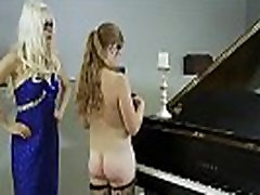 Music And Masochism Mix With Spankings And Strappings