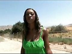 Incredible pornstars Alex Gonz and Erika Vuitton in horny teens, black and ebony porn clip