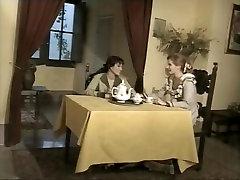 Horny Brunette, Threesomes ucrainian cam girl video