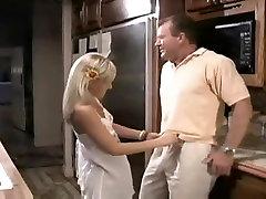 Horny amateur Handjobs adult clip