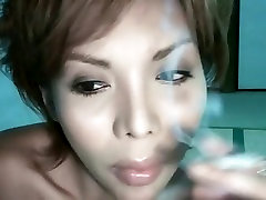 Exotic homemade Webcams, Smoking karena blowjob video