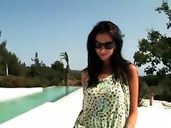 Exotic pornstar in amazing european, hardcore amateur teen fucks senior clip