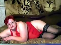 Granny webcam solo