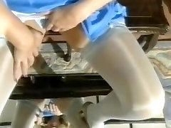 Mature women in panties
